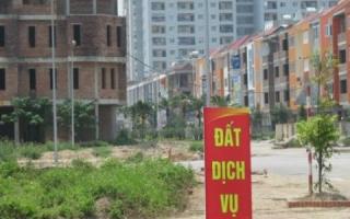 Hà Nội gỡ vướng giao đất dịch vụ