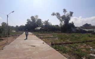 Quảng Nam: Ồ ạt gom đất vườn rồi phân lô, làm hạ tầng