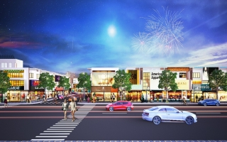 Golden Future City hấp dẫn nhà đầu tư