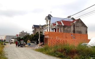 """Bình Dương: 124 căn nhà """"mọc"""" trái phép trong Khu dân cư An Trung"""
