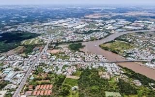Đất nền cận đô thị cảng, khu công nghiệp hút đầu tư