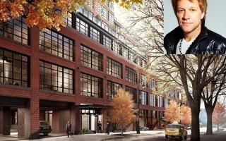 Căn hộ sang trọng 17,25 triệu USD của trưởng nhóm nhạc rock Bon Jovi