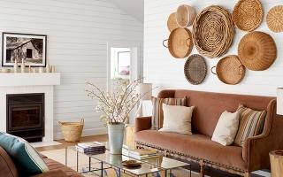 Những xu hướng trang trí nội thất dành cho mùa Thu