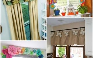 10 cách trang trí cửa sổ đơn giản bạn có thể thử