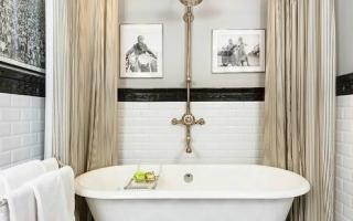 Cập nhật phong cách nghệ thuật trang trí phòng tắm