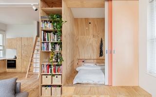Thiết kế sáng tạo cho không gian nhỏ
