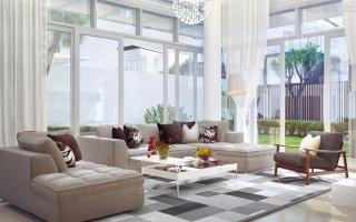 Xu hướng xây nhà với cửa nhôm kính