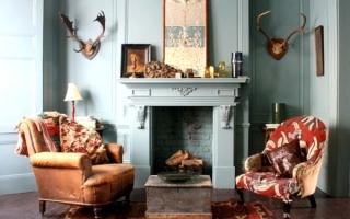 Những bộ đôi màu sắc mới nổi trong trang trí nhà