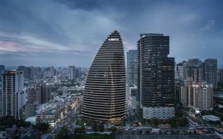 Trung tâm thương mại quốc gia hình đầu đạn ở Đài Loan
