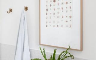 """4 """"mẹo"""" thiết kế tối đa hóa không gian cho phòng tắm nhỏ"""