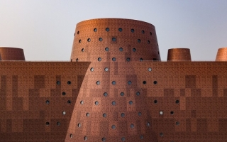 Ngắm bảo tàng Exploratorium hình ống khói khổng lồ