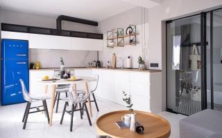 Thiết kế nhà nhỏ đơn giản nhưng ấm áp