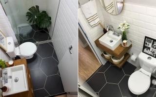 Mẹo nhỏ trang trí tạo điểm nhấn cho phòng tắm
