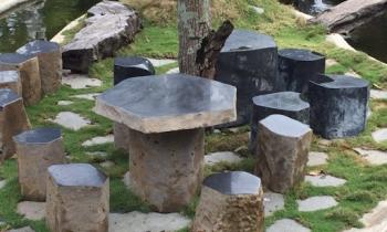 Ứng dụng của đá Bazan trong trang trí nội ngoại thất