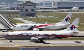 Cổ phiếu Malaysian Airline giảm giá mạnh nhất 16 năm