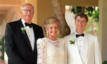 4 điều cha mẹ Bill Gates không làm đã giúp con trai thành công