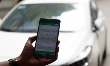 Taxi công nghệ chính thức không phải gắn hộp đèn