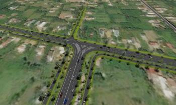 Ngày 16/9: Khởi công dự án đường bộ Cam Lộ - La Sơn