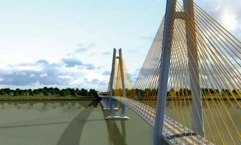 Ngày 27/2: Khởi công cầu Mỹ Thuận 2 nối Tiền Giang - Vĩnh Long