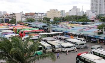 Dời bến xe miền Đông nhưng không xây trung tâm thương mại