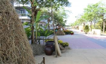 Tái hiện Tết xưa tại Khu đô thị PhoDong Village Quận 2