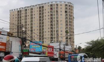 Cận cảnh chung cư nơi chủ đầu tư xây thêm tầng trên đầu dân