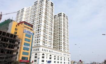 """Hà Nội """"bêu"""" tên 43 chung cư, cao ốc vi phạm trật tự xây dựng"""