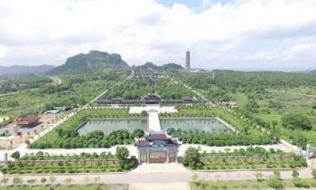 Bộ TN&MT nói gì về việc cấp đất cho doanh nghiệp xây chùa?