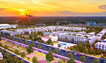 Phố Chuyên gia hàng không Long Thành đón sóng đầu tư