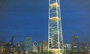 Hải Phòng: Ngày 8/5 động thổ dự án tổ hợp khách sạn, thương mại cao 72 tầng, trị giá gần 3.500 tỉ