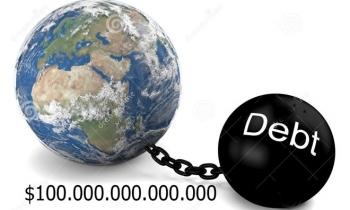 Thế giới đã nợ nhau 100.000.000.000.000 USD
