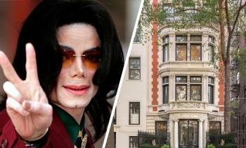 Ngắm căn nhà xa hoa 39 triệu USD từng là nhà của Michael Jackson