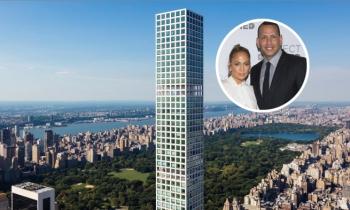 Cận cảnh căn hộ sang trọng đang rao bán của Jennifer Lopez tại Manhattan