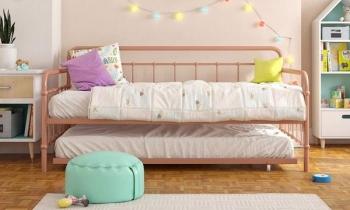 Giường ngủ đa năng cho không gian nhỏ