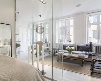 Căn hộ 36 m2 xứng đáng gọi là nhà