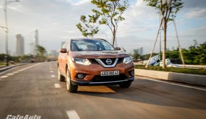 X-Trail: Đưa Nissan trở lại cuộc đua