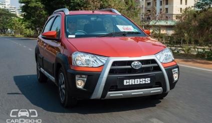 Toyota ra mắt xe mới có giá bán 240 triệu tại Ấn Độ