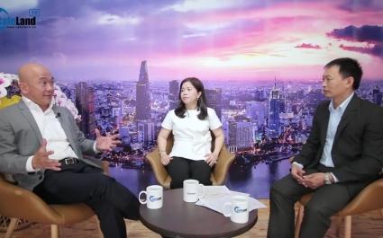 Talk Show: Cơ hội cho nhà đầu tư, doanh nghiệp và người lao động  trên thị trường bất động sản hậu Covid-19