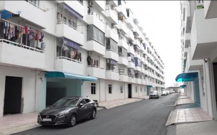 Làm sao để căn hộ 25 m2 không thành ổ chuột trên cao?