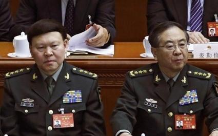 70 quan chức quân đội Trung Quốc bị giáng cấp vì đưa hối lộ