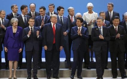 TT Trump đến hội nghị G20 trong thế 'tung hứng 6 quả banh một lúc'