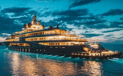 """Chiêm ngưỡng siêu du thuyền 400 triệu """"đô"""" của tỷ phú giàu nhất hành tinh"""