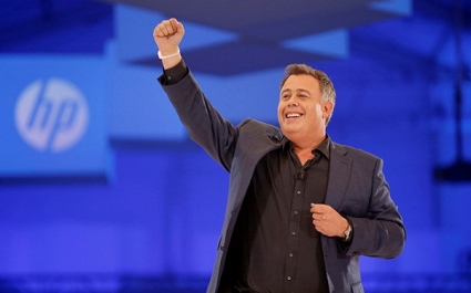 Dion Weisler từ chức CEO HP vào tháng 11