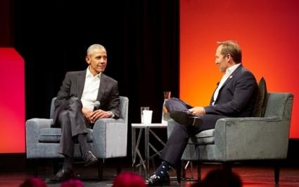 Ông Obama: 'Tổng thống Mỹ không nên xem tivi hay dùng mạng xã hội'