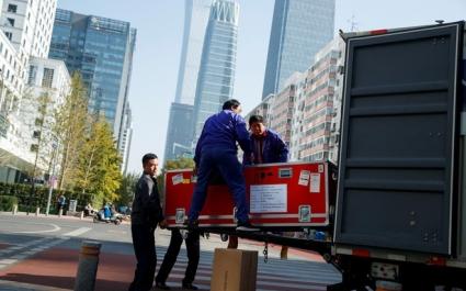 Hơn 4 triệu người Trung Quốc mất việc làm vì Tổng thống Trump