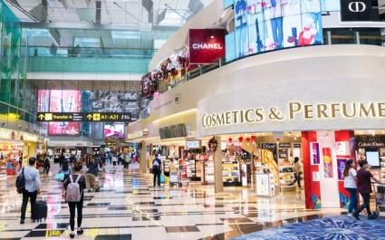 Sân bay châu Á được chi hàng tỷ USD để thành trung tâm thương mại