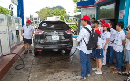 Ấn tượng với mức tiêu thụ nhiên liệu của Nissan X-Trail