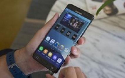 Bất chấp sự cố Galaxy Note 7, xuất khẩu điện thoại vẫn tăng cao