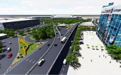 Đề nghị rút ngắn 1/3 tiến độ xây dựng hai cầu vượt tại cửa ngõ Tân Sơn Nhất