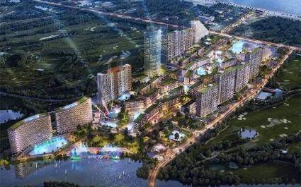 Tiến độ dự án Cocobay Đà Nẵng tháng 1-2/2017